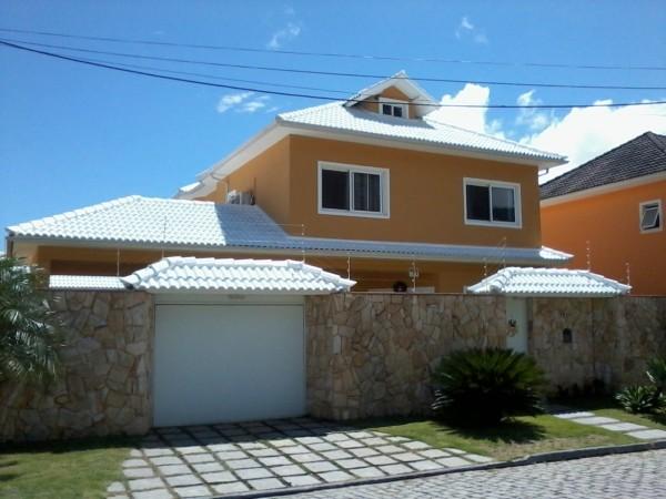 Casa Reforma Telhado Icaraí
